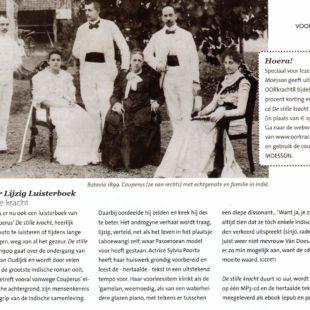 Moesson-recensie over luisterboek De stille kracht
