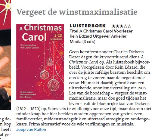 Review Dagblad van het Noorden