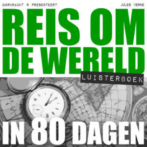 Luisterboek Reis om de wereld in 80 dagen