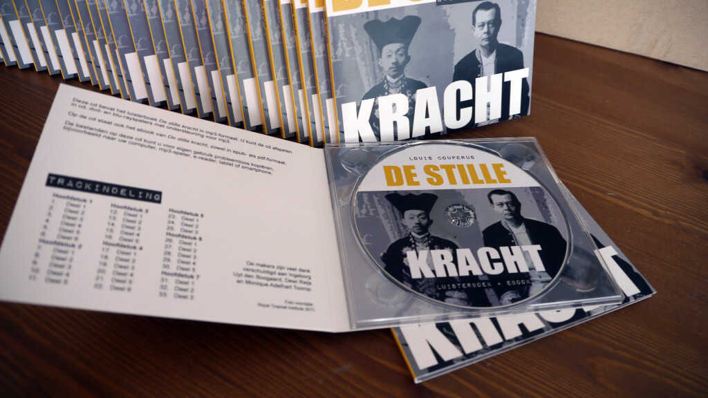 De stille kracht mp3-cd luisterboek ebook